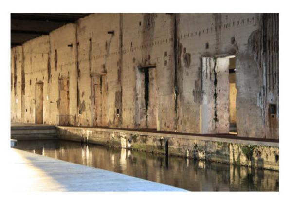 St Nazaire Onderzeeboot basis 2011 Spijks Reizen Frankrijk Bretagne Normandië